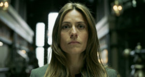 Itziar Ituño como la inspectora Raquel Murillo en La Casa de Papel