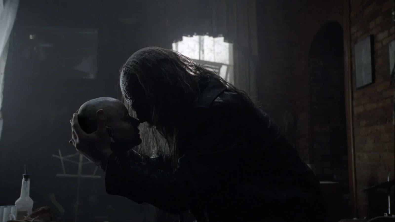 Spoiler The Walking Dead 10x14 - Beta con la cabeza de Alpha
