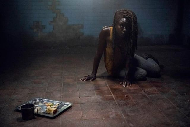 Michonne en The Walking Dead 10x13