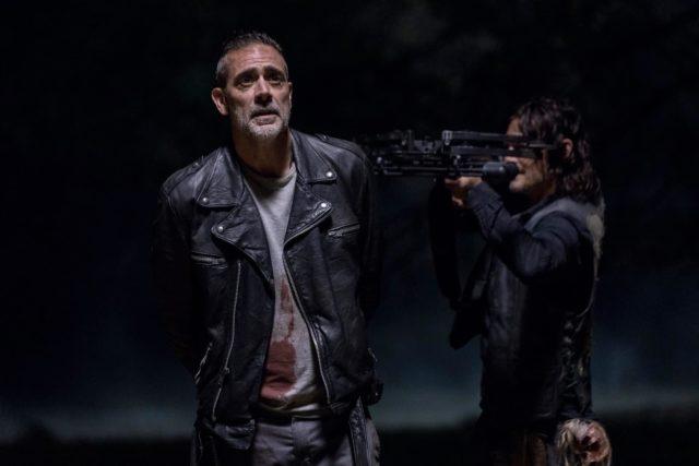 Spoiler TWD 10x14 - Negan y Daryl