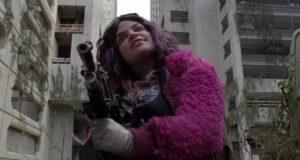 Princesa en The Walking Dead 10x15