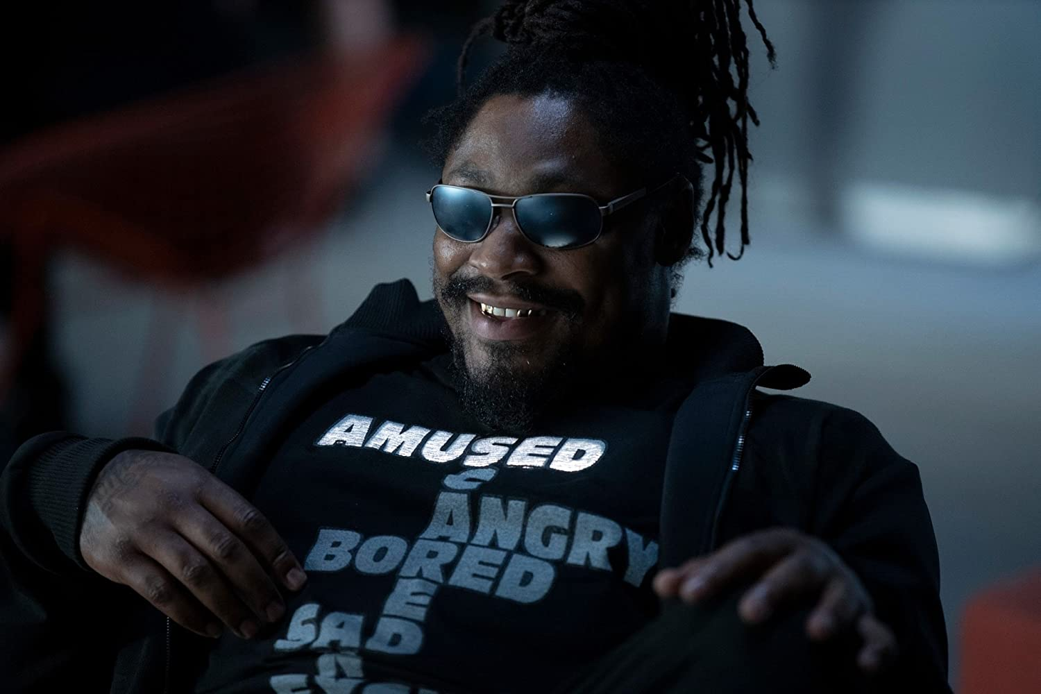 Marshawn Lynch en Westworld S03E01