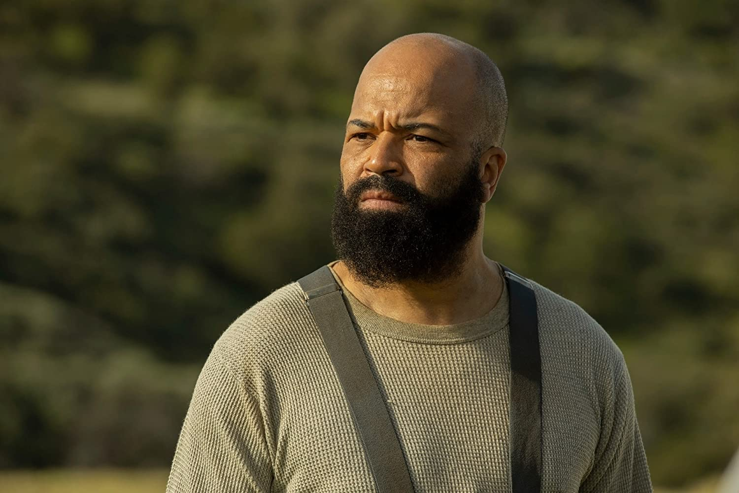 Jeffrey Wright en Westworld S03E01