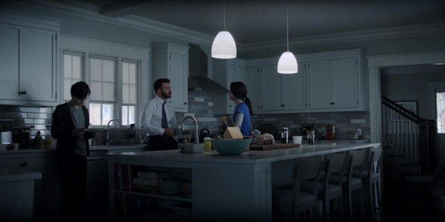 La familia Barber en Defending Jacob (Apple TV+)