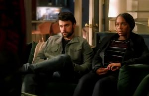 Connor y Michaela en How To Get Away With Murder (HTGAWM) 6x11