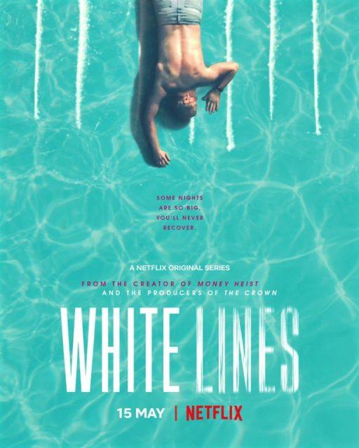 Póster de White Lines (Netflix 2020)