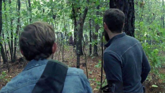 Spoiler - Alden y Aaron siguen a Beta en The Walking Dead S10E15