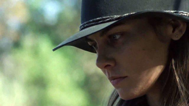 Maggie en The Walking Dead 10x16 (Final de Temporada)