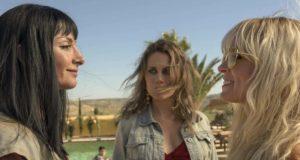 Zulema, Mónica y Maca en Vis a Vis El Oasis 5x02