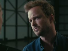 Caleb (Aaron Paul) en Westworld 3x05