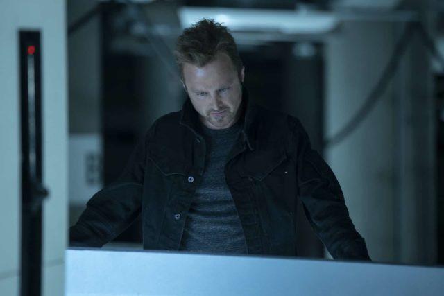 Aaron Paul como Caleb en Westworld S03E07