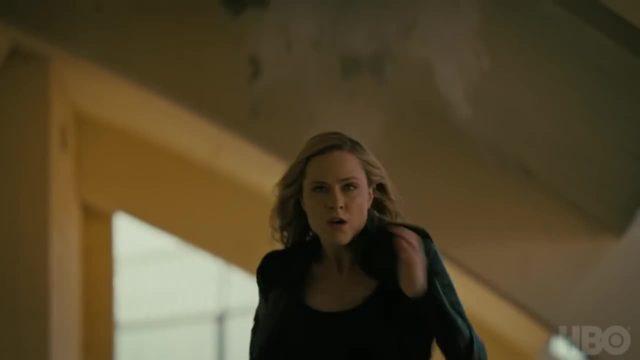 Dolores escapando en Westworld Temporada 3 Capitulo 7