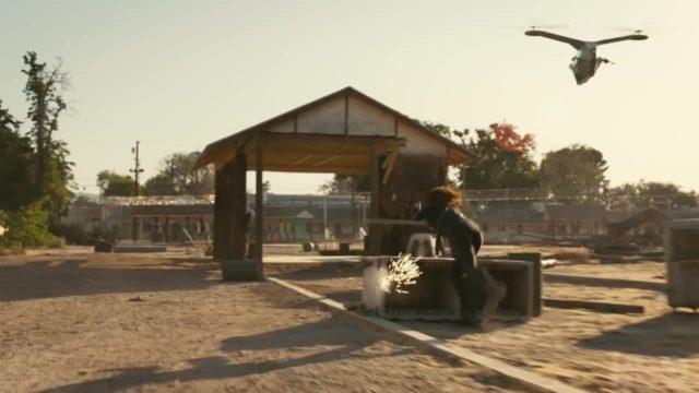 Maeve en el episodio 7 de la tercera temporada de Westworld
