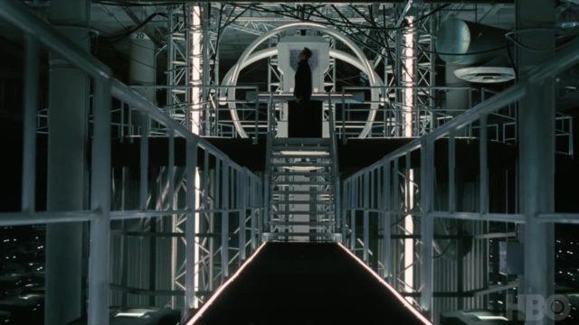Caleb en Westworld Temporada 3 Episodio 7