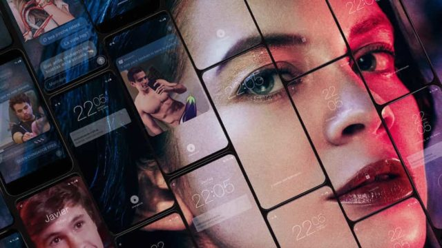 Control Z - Serie Mexicana (Netflix 2020)