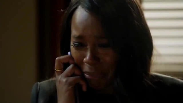 Michaella llorando en HTGAWM 6x15 Series Finale