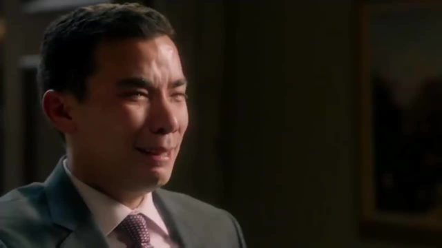 Oliver llorando en HTGAWM 6x15 Series Finale