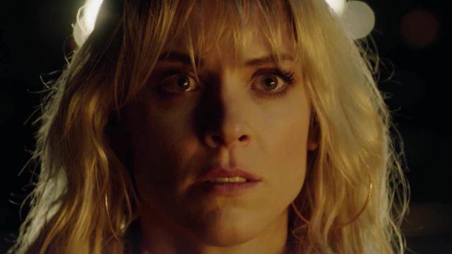 Maggie Civantos como Maca en Vis a Vis El Oasis Capitulo 6