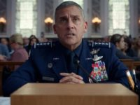 Steve Carell en Space Force (Netflix)