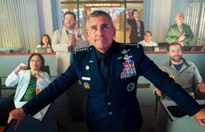 Steve Carell protagoniza Space Force, la nueva comedia de Netflix
