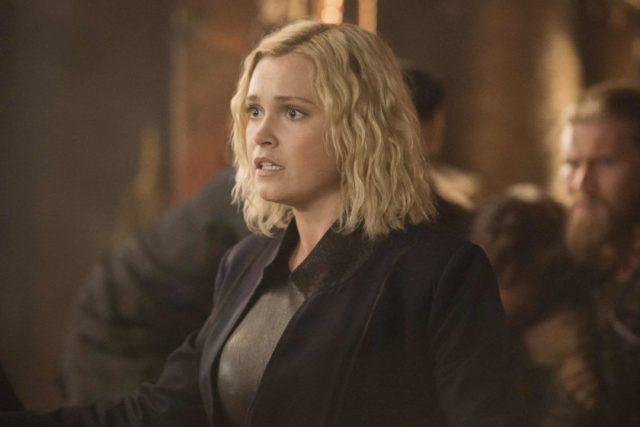 The 100 S07E03 False Gods - Eliza Taylor como Clarke