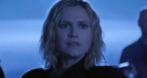 Eliza Taylor como Clarke Griffin en The 100 Temporada 7