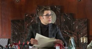 Payton Hobart (Ben Platt) en la 2da temporada de The Politician