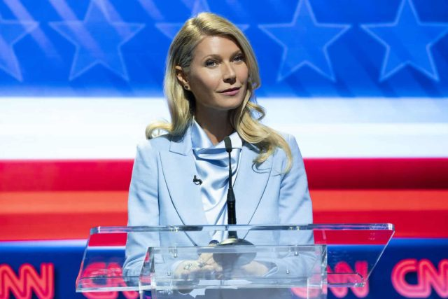 Gwyneth Paltrow como Georgina Hobart en The Politician T2