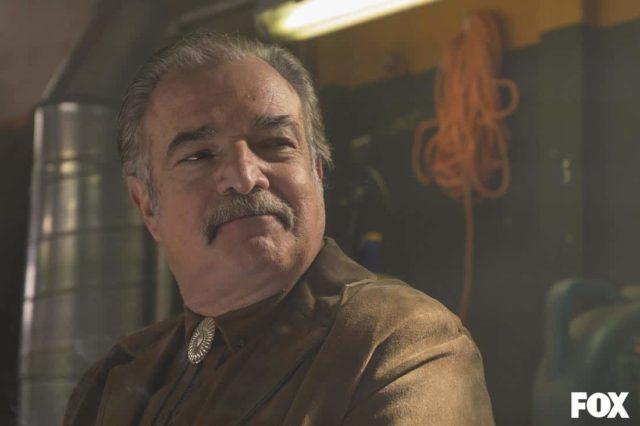 David Ostrosky como Víctor Ramala en Vis a Vis El Oasis Episodio 7