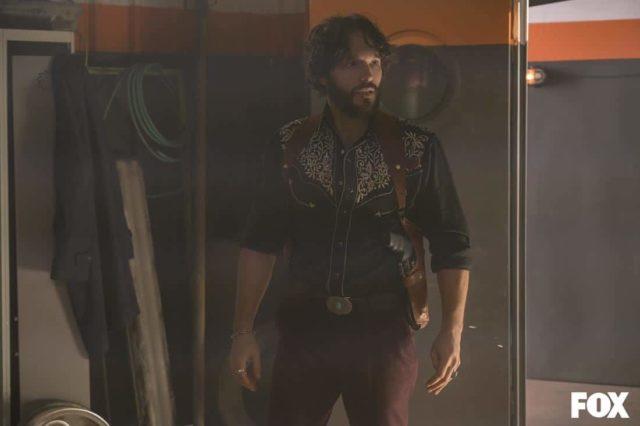 Almagro San Miguel como Diego Ramala en Vis a Vis El Oasis Episodio 7