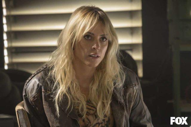Maggie Civantos como Macarena Ferreiro en Vis a Vis El Oasis Episodio 7