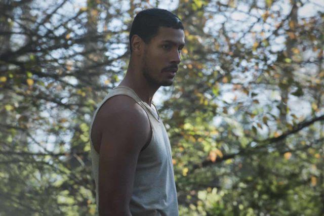 Chuku Modu como Gabriel en The 100 Temporada 7 Episodio 4 Hesperides