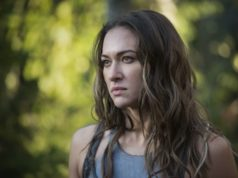 Tasya Teles como Echo en The 100 Temporada 7 Episodio 4 Hesperides