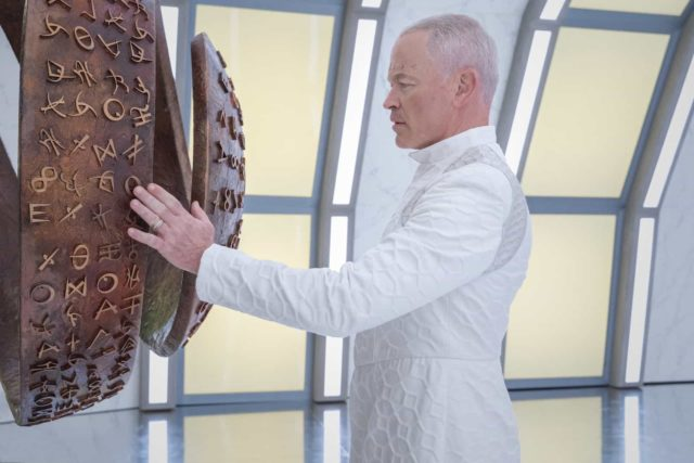 The 100 Temporada 7 Episodio 5 - Neal McDonough como Anders