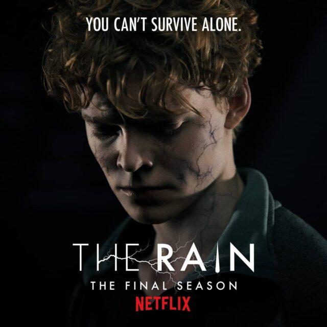 The Rain - Póster de la temporada final de la serie