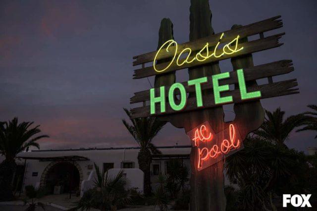 Hotel Oasis, en Vis a Vis: El Oasis