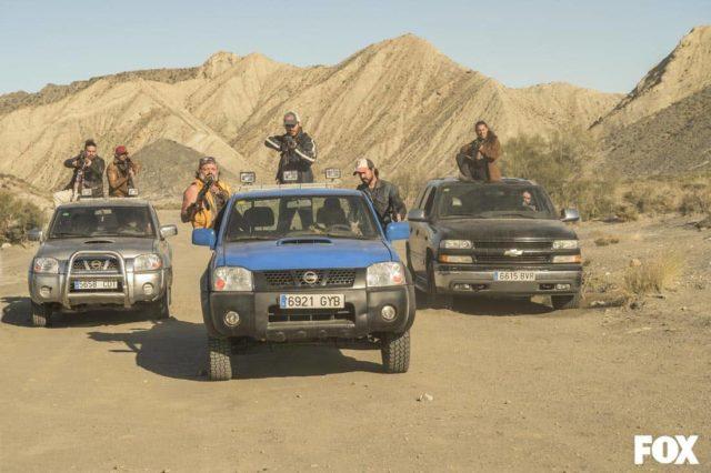 Los hombres de Ramala en Vis a Vis: El Oasis