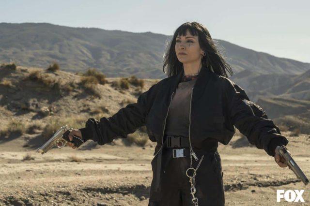 Najwa Nimri como Zulema Zahir en Vis a Vis El Oasis 8