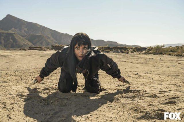 Najwa Nimri como Zulema Zahir en Vis a Vis El Oasis 1x08