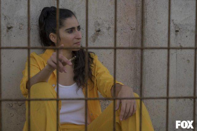 Alba Flores como Saray Vargas en Vis a Vis El Oasis