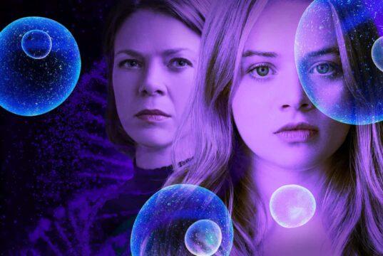 Jessica Schwarz y Luna Wedler en Biohackers, nueva serie alemana de Netflix