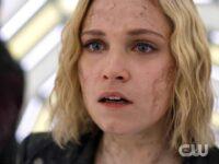 Eliza Taylor como Clarke Griffin en The 100