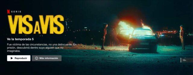 Temporada 5 de Vis a Vis ya disponible en Netflix