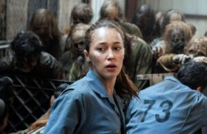Alycia Debnam-Carey en Fear The Walking Dead 6x02