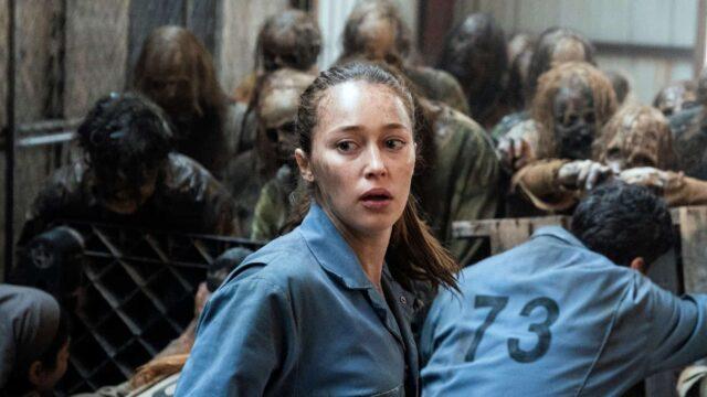 Alycia Debnam-Carey en Fear The Walking Dead 6x02