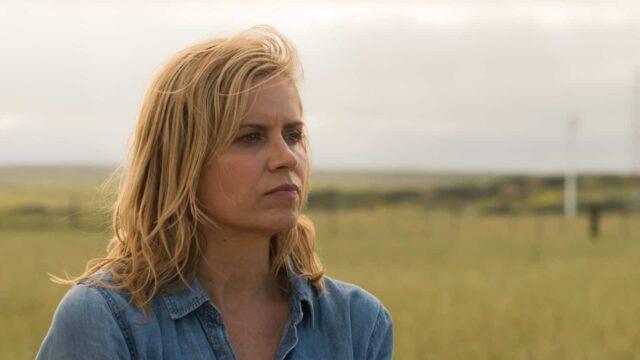 Kim Dickens como Madison Clark en Fear The Walking Dead