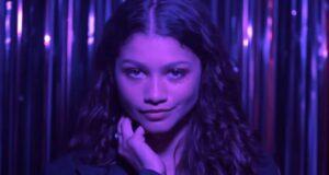 Zendaya como Rue en Euphoria (HBO)