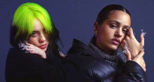 Billie Eilish y Rosalía en 'Lo Vas a Olvidar'