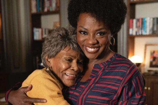 Cicely Tyson y Viola Davis en How To Get Away With Murder
