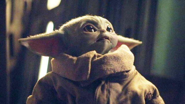 Baby Yoda en The Mandalorian